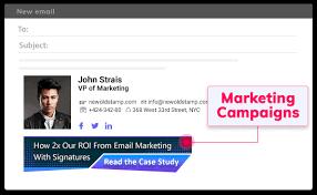 Email Signature Free Email Signature Generator With Signature Templates
