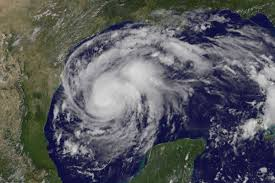 hurricane harvey began as a mere tropical wave near the west coast of africa nasa noaa goes project