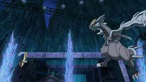 Pokemon Black White Kyurem Vs Sword Trailer Filme Pokémon 4: The Filme Foto  von Suzie19   Fans teilen Deutschland Bilder