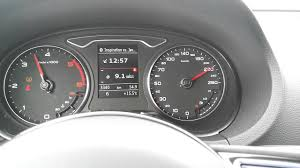 Audi A3 Sportback 2.0 TDI 150 PS Top Speed on German Autobahn ...