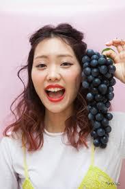 韓国のヘアスタイル可愛い韓国女の子アレンジヘアスタイル 韓国ヘア