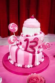 pink cakes for girls 13th birthday. Modren 13th Girls 13th Birthday Cake Ideas Inside Pink Cakes For O