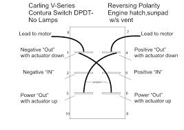 carling rocker switches Bennett Trim Tab Wiring Diagram wiring diagram for bennett trim tabs using a carling vld1 rocker switches bennett trim tab wiring diagram for relays