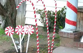 Large Candy Cane Decoration