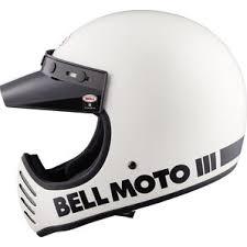 Bell Moto 8 Size Chart Bell Moto 3 Gloss White Classic Motocross Helmet