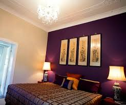 Purple Bedroom Paint 21 Bedroom Paint Ideas With Different Colors Interior Design