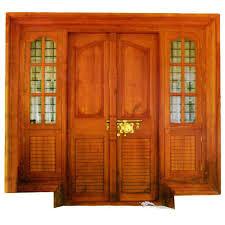 designer wooden doors designer teak wooden door manufacturer from thrissur