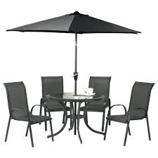 round patio table for 4 48 round patio table replacement glass image inspirations
