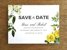 Free Save The Date Birthday Templates Save The Date Template Download