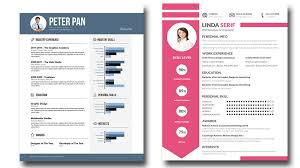 Attractive Resume Templates Free Download High End Free Resume Cv