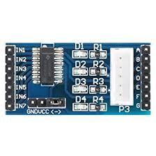 <b>Stepper Motor</b> Driver Board Module, for <b>5pcs ULN2003</b> Stepper ...