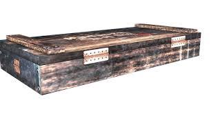 ammo crate military surplus 3d model max obj mtl 3ds fbx c4d