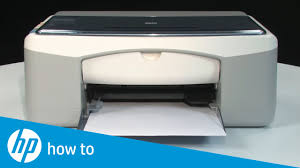 Hp Printer Light Keeps Blinking Replacing A Cartridge Hp Psc 1200 All In One Printer