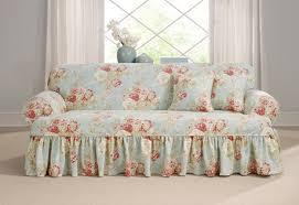 t cushion slipcovers t cushion sofa
