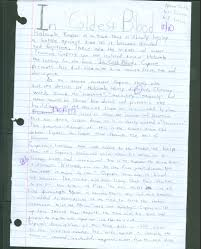 in cold blood essay help essay on ldquoin cold bloodrdquo by truman capote
