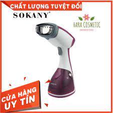 Bàn ủi hơi nước cầm tay cao cấp Nhật Bản Sokany AJ-2205 | Nông Trại Vui Vẻ  - Shop