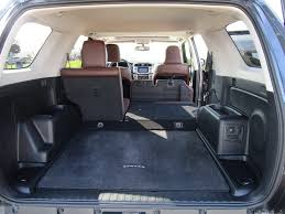 2017 toyota 4runner limited interior 5
