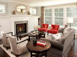 Living Rooms With Accent Chairs Charming In Living Room Home