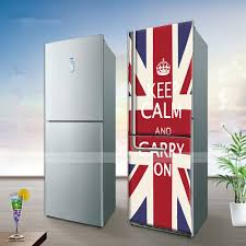 Refrigerator Stickers Online Buy Wholesale Fridge Decoration Stickers Flag From China