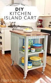 Small Kitchen Carts And Islands Kitchen Island Cart Narrow Kitchen  regarding Diy Portable Kitchen Island 1304