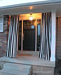 curtain curtaintdoor porch curtains cavas for diy plastic drop cloth 92 outstanding outdoor porch curtains