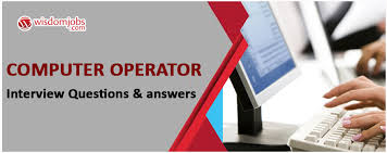 interview questions for executive assistant computer operator interview questions answers