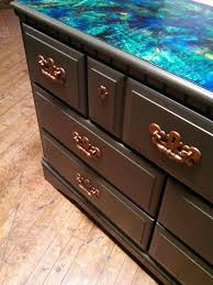 new heights furniture. vibrant splatter took this 80 s dresser to new heights painted furniture a