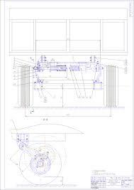 Конструкция торсионной подвески колес для прицепа ПТС  Конструкция торсионной подвески колес для прицепа 1 ПТС 6