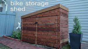 Storage Shed Designs How To Build Outdoor Storage Shed