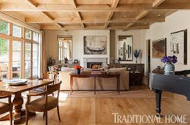 traditional interior home design. New Home With Modern And Traditional Elements | Interior Design H