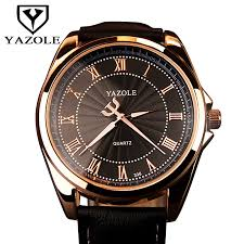 online get cheap watch men luxury brand famous gold aliexpress yazole quartz wristwatches men watches 2017 top brand luxury famous male clock rose gold classic fashion