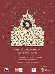 Il 28 e 29 settembre torna l'appuntamento con Floralia a Santo Spirito
