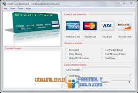 free valid credit card numbers generator with security code and expiration date 2018