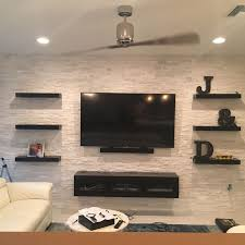 beautiful wall tv stands with shelves trend inspirations for decorations 12