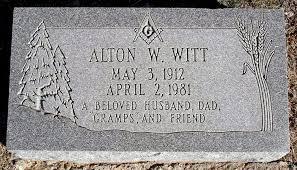 Alton Winston Witt (1912-1981) - Find A Grave Memorial
