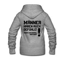 Coolewitzigelustigegeile Sprüche Shirts Männer Haben Auch Gefühle