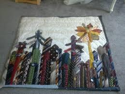 316 best Tie quilts images on Pinterest | Necktie quilt, Ties and ... & memorial quilt from ties. Adamdwight.com