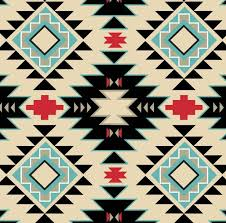 Southwest Pattern Magnificent Fabrics By The Yard PicoTextiles