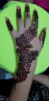 Red Cone Mehandi Designs Watchout Arabic Mehndi Design Hand Henna Mehndi Designs