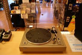 sony turntable. sony ps-1700 turntable