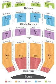 Sweetwater Performance Pavilion Seating Chart Embassy Theatre Seating Chart Fort Wayne
