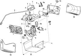 3240 parts liftmaster 3240 part diagram detail