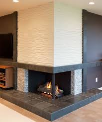 modern tile fireplace 46 best makeovers images on pinterest contemporary fireplace remodel images p87 remodel