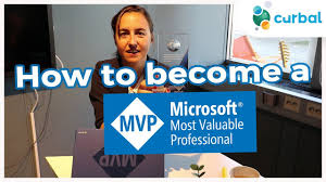 Microsoft Mvp Certification How I Got The Microsoft Mvp Award And How You Can Get It Too
