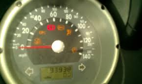 Vw Polo Dash Warning Lights 2001 Vw Polo 93k On The Clock Recently The Abs Light Comes