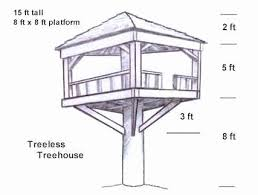 simple tree platforms. Simple Tree House Plans Beautiful Fascinating Small 92 Interiors With Platforms