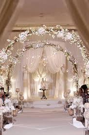 Wedding Design Ideas 33 white wedding decoration ideas