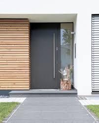 modern front doors. Exellent Doors 25 Modern Front Door With Wood Accents Home Design And To Doors