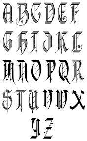 Best 25 Cool Fonts Alphabet Ideas On Pinterest Cool Writing