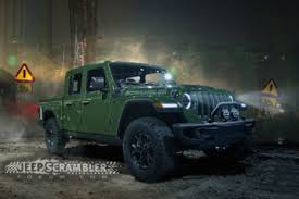2019 jeep wrangler pickup archive